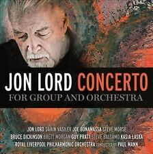 Jon Lord: Concerto for Group and Orchestra by Royal Liverpool Philharmonic...