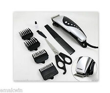 Nova Electric Hair Clipper Beard Trimmer Shaver 4 Attachments Quality Product
