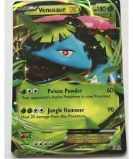 VENUSAUR EX XY28 Ultra Rare Black Star Promo Holo Foil Pokemon Card