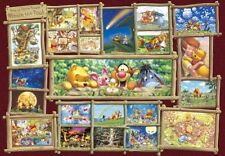 Disney Jigsaw Puzzle 2000 Pieces Winnie The Pooh Art Collection Japan F/S