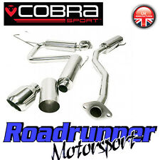 "Cobra Sport Toyota Celica VVTi Exhaust System 2.25"" Stainless Cat Back (99-06)"