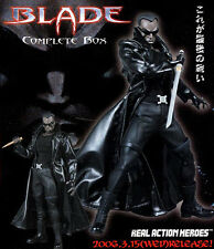 Medicom Blade Comic Version Action Figure Japan Limited with DVD Complete Box