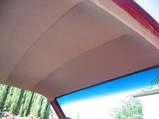 64 65 66 67 68-73 MUSTANG HEADLINER INSTALLATION GUIDE
