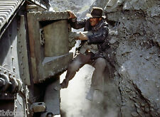 PHOTO INDIANA JONES ET LA DERNIERE CROISADE - HARRISON FORD (P2) FORMAT 20X27 CM