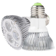 PAR20 E27 LED Spot Light Supper Power 9W Watt Warm White Energy Saving Lamp Bulb