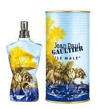 Jean Paul Gaultier le male Summer 2015  Eau De Toilette EDT for him 125ml NEW