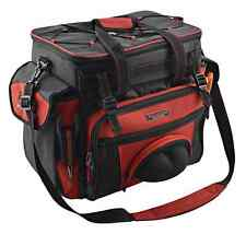 LARGE Soft-Sided FISHING TACKLE BAG Box w/ Shoulder Strap Bait Tool Organizer