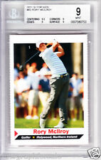 Rory McIlroy 2011 Sports Illustrated for Kids SI golf Rookie Card RC BGS 9 MINT