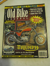 1996 Old Bike Journal Magazine issue #73    (BD-36)