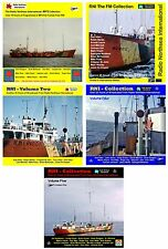 Pirate Radio RNI Volumes 1, 2, 3, 4 & 5 Over 110 hours on 5 Discs *See Notes