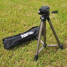 HAMA STAR 75 TRIPOD WITH 3D TILT HEAD INCLUDING CASE 4175
