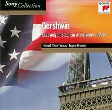 GERSHWIN : RHAPSODY IN BLUE, EIN AMERIKANER IN PARIS - EUGENE ORMANDY,... / CD