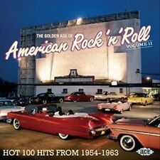 The Golden Age of American Rock 'N' Roll, Vol. 11 by Various Artists (CD,...