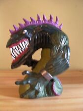 "Vintage Street Sharks Repteel  Figure 5"" Tall Street Wise1995 VGC No Missiles"