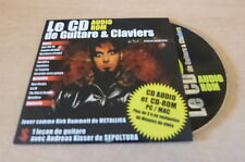 METALLICA - KIRK HAMMETT - UNIQUE PS!!! FRENCH PROMO CD
