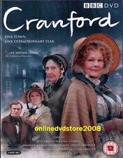 CRANFORD - BBC UK TV Mini-Series Drama (Judi DENCH) NEW SEALED (2 DVD SET)