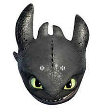 Toothless How to Train Your Dragon 2 Single Card Party Face Mask. Fab for events