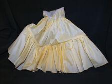 1950s Vintage Madame Alexander CISSY taffeta HOOP petticoat slip