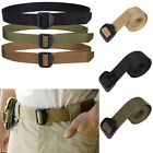 New Adjustable Survival Tactical Belt Emergency Rescue Rigger Militaria Military