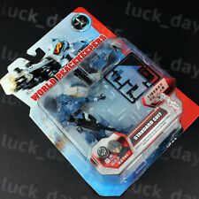 World Peacekeepers SK Iceman SNIPER Ammobot 02 1/18 Action Figure