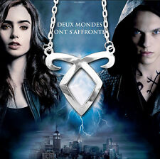 2015 The Mortal Instruments City of Bones Angelic Power Rune Necklace Pendant