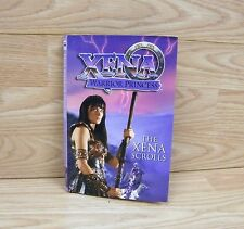 Xena Warrior Princess - The Xena Scrolls Large 39 x 27 Wall Poster **READ**