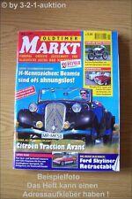 Oldtimer Markt 11/97 DB W 111 Lotus Elan 11CV