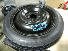 06 07 08 09 10 11 HONDA CIVIC SPARE TIRE WHEEL 125/70/15