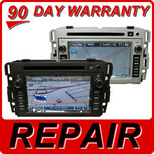 REPAIR GMC Sierra Acadia Chevy Avalanche Tahoe Pontiac Torrent Navigation CD FIX