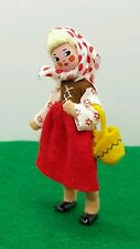 BAPS DOLL GRETEL FROM HANSEL AND GRETEL GERMAN FAIRYTALE STORYBOOK CHARACTERS