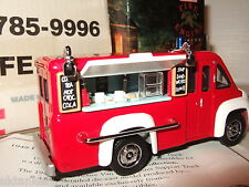 New Rare Matchbox YFE16 1948 Dodge Route Van Fire Fighter Support Truck -Canteen
