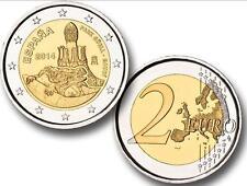 Moneda de 2 euros España 2014, PARK GÜELL BARCELONA, GAUDI. SIN CIRCULAR..