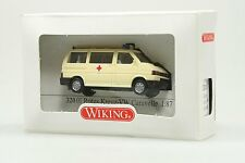 Wiking 32001 VW Caravelle Red Cross H0/1:87 NEW