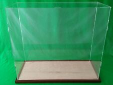 23 x 13 x 20 Table Top Display Case Box for Doll Houses Dolls  Bears Dollhouses