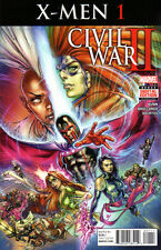 CIVIL WAR II X-Men #1 New Bagged