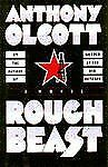 Rough Beast - Anthony Olcott (Ivan Duvakin Series) Hardcover Fiction