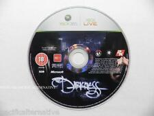 jeu seul THE DARKNESS 1 sur xbox 360 en francais action fps tir spiel loose