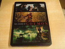 2-DISC LIMITED EDITION METAL CASE DVD / THE LEGEND OF GOEMON