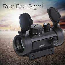 Red Green Dot Sight Holographic Reflex Laser Scope For Rifle Picatinny Rail UK