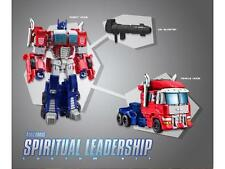 Beelzeboss BLZ-08 Spiritual Leadership Custom Kit for CW Red Optimus Prime USA
