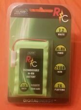 RC Digital Energy Rechargeable NI-MH Battery 7.2 Volts 2000 mAh
