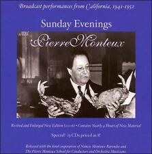 Sunday Evenings With Pierre Monteux: Broadcast Performances From California, 194