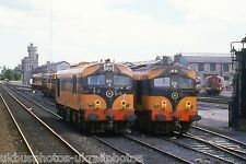 Irish Republic Railways 019 & 031 Irish Rail Photo View 03
