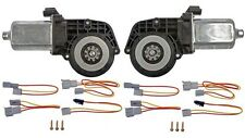 NEW PAIR Dorman Power Electric Window Lift Motors / FOR LISTED FORD CARS TRUCKS