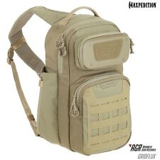 Maxpedition MXGRFTAN GRIDFLUX Sling Pack, Tan