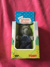 ��Sylvanian Families 1985 Forrest Evergreen Dad Grey Bear Brand New In Box!!��