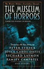 The Museum of Horrors-ExLibrary