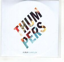 (GR158) Thumpers, 6 track Album Sampler - 2013 DJ CD