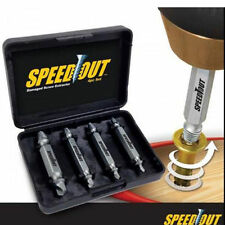 4PCS /Set GEM SPINOUT - DAMAGED SCREW EXTRACTOR