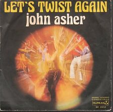 12194  JOHN ASHER  LET'S TWIST AGAIN
